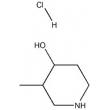 3-Methylpiperidin-4-ol hydrochloride
