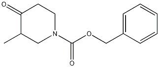 N-CBZ-3-甲基-4-哌啶酮